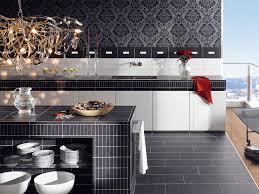 fliesen küche wand szene küchenwand fliesen weiß anthrazit küchenwand fliesen weiß