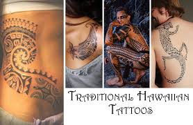 the most staggering traditional hawaiian tattoos