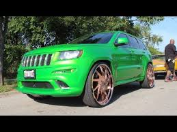rose gold jeep cherokee veltboy314 candy green srt jeep cherokee on 28 rose gold forgi s