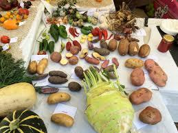 cuisiner les l馮umes anciens picardie nature un succès pour la 4ème fête des légumes anciens