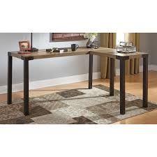 L Shaped Contemporary Desk by Home Office Co 800451 349 99 Modern Furniture Contemporary