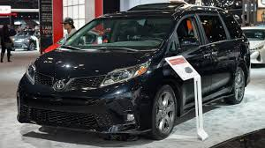 toyota s 2018 toyota sienna an update to an update