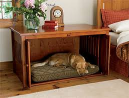 weekend diy project how to make side tables into dog beds homejelly