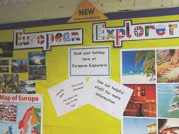 European Exploration Map Summercroft Primary European Explorers