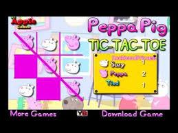 25 peppa pig games ideas