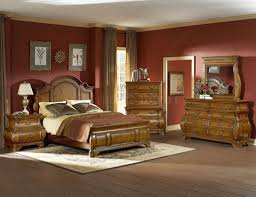 warm color scheme bedroom orange interior design tips