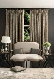 French Pleated Drapes Curtains At Lahood Window Furnishings Auckland