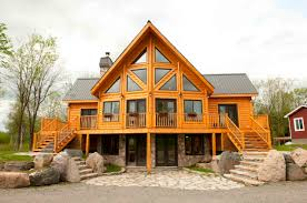Frame House Prefab House Log Traditional Timber Frame House Classic