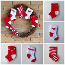mack and mabel little christmas stockings