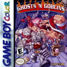 Color Image Online by Play Ghosts U0027n Goblins Nintendo Game Boy Color Online Play Retro