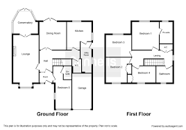 Althorp House Floor Plan by 5 Bed Detached House For Sale In Briar Walk Oadby Leicester Le2