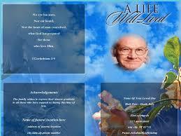 15 best free funeral program images on pinterest funeral poems