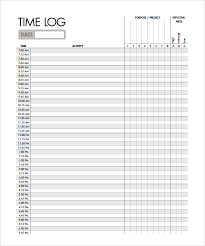 time study template blank preschool weekly lesson plan template