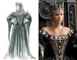 Queen Ravenna Halloween Costume Colleen Atwood U0027snow White Huntsman U0027 2013 Photos