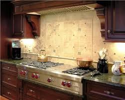 backsplash designs travertine travertine backsplash for kitchen