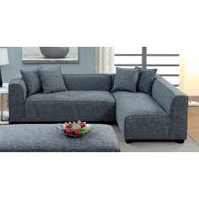 Modern Gray Leather Sofa Modern Gray Sectional Size Of Grey Sofa Outstanding