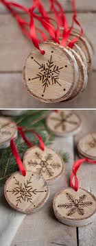winter wedding favors maybe w initials initials carved on