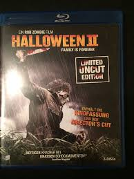 halloween 2 limited uncut edition bootsforcheaper com