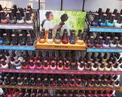 olympia beauty 2013 show nail candy 101