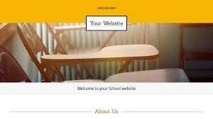 website templates godaddy