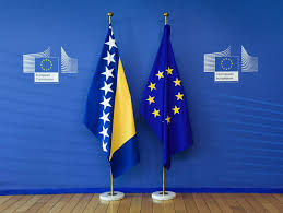 Hatis Flag What Is The State Of Bosnia And Herzegovina U0027s European Integration