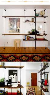 Galvanized Pipe Shelving by Muse A Me Diy Pipe Shelves Home Diy Pipe Piping