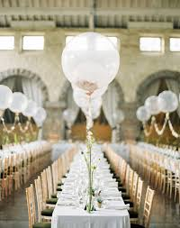 wedding balloons balloons are our favorite wedding decor trend purewow