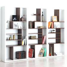 modern bookcases and shelves modern wall mounted bookshelves