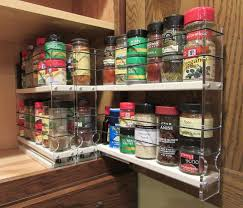 carousel spice racks for kitchen cabinets articles with wire spice rack for pantry door tag shelves for