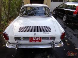 renault fuego convertible caravelle convertible hard top 1966 runs nice