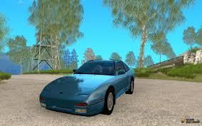 custom nissan 200sx 200sx 1 8 turbo 1990 for gta san andreas