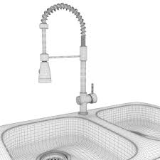 Kitchen Sink Model Kitchen Sink 3d Model 3dmt High Quality 3d Models At Best Price