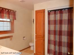 Bathroom Window And Shower Curtain Sets by Bathroom Shower Curtain With Matching Rings And Window Curtain Set