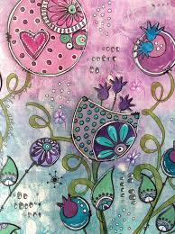 A Garden Of Flowers by Paperartsy New Jofy Collection With Chris Cresswell