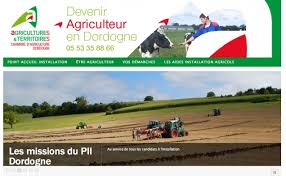chambre d agriculture 24 site point d accueil installation