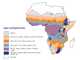 Africa Regions Map by Sub Saharan Africa Importance Of Institutions For Developing Food