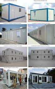 china modern ocean container homes shipping container house hotel