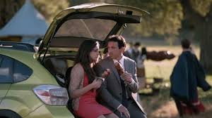 actress in subaru commercial 2016 crosstrek subaru is obsessed with wedding and dog commercials autoevolution