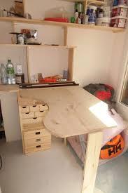 plateau bureau sur mesure bureau deboute de bois