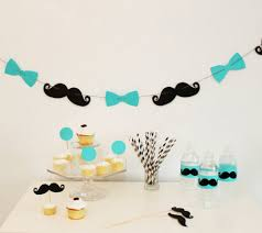 mustache baby shower decorations marvelous mustache themed baby shower 64 for your baby shower