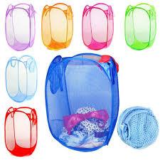 Popup Laundry Hamper by Aliexpress Com Buy Pop Up Hamper Reinforce Nylon Mesh Laundry