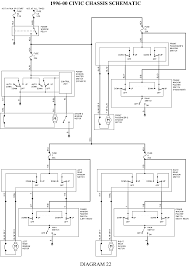 94 accord radio wiring diagram cant find the right one honda in 99