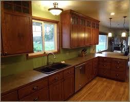 picture of kitchen cabinets corner brown wooden kitchen cabinet