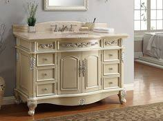 55 Inch Bathroom Vanities by Art Bathe Lily 55 White Bathroom Vanity Http Www Listvanities