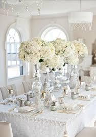 bougeoir mariage déco table mariage d hiver 30 idées magnifiques et élégantes