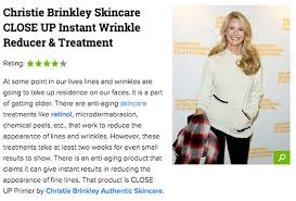 dr oz resume christie brinkley si swimsuit