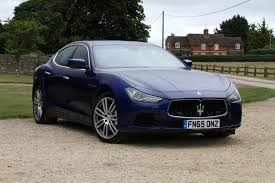 used maserati ghibli used maserati ghibli petrol for sale motors co uk