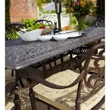 hartman amalfi 8 seater garden furniture set charlies direct