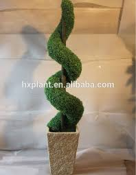 Outdoor Topiary Trees Wholesale - wholesales artificial boxwood spiral indoor artificial trees