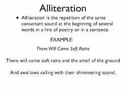 alliteration is alarmingly addictive all about alliteration